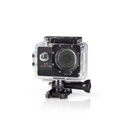 Nedis Full HD Action Cam Ultra HD 4K 1080p WiFi