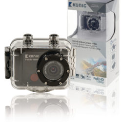 König Full HD Action Cam 1080p