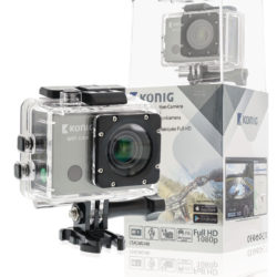 König Full HD Action Cam 1080p WiFi / GPS