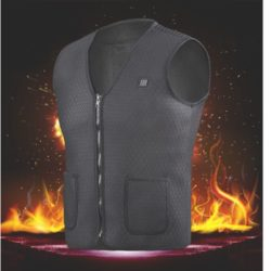 Traffic Force elektrische bodywarmer